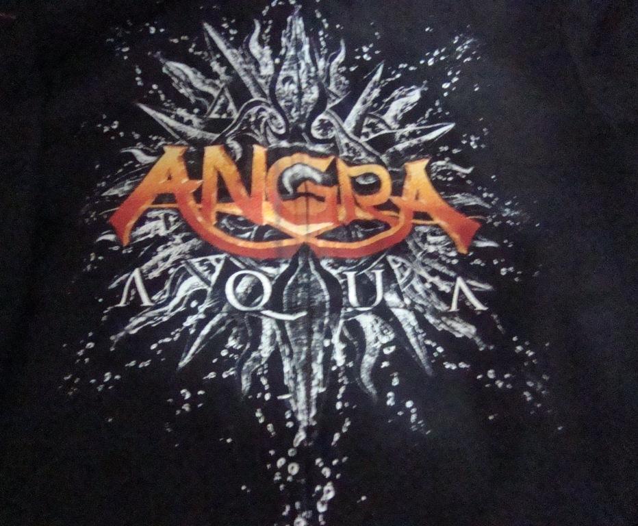 Angra – Aqua!!