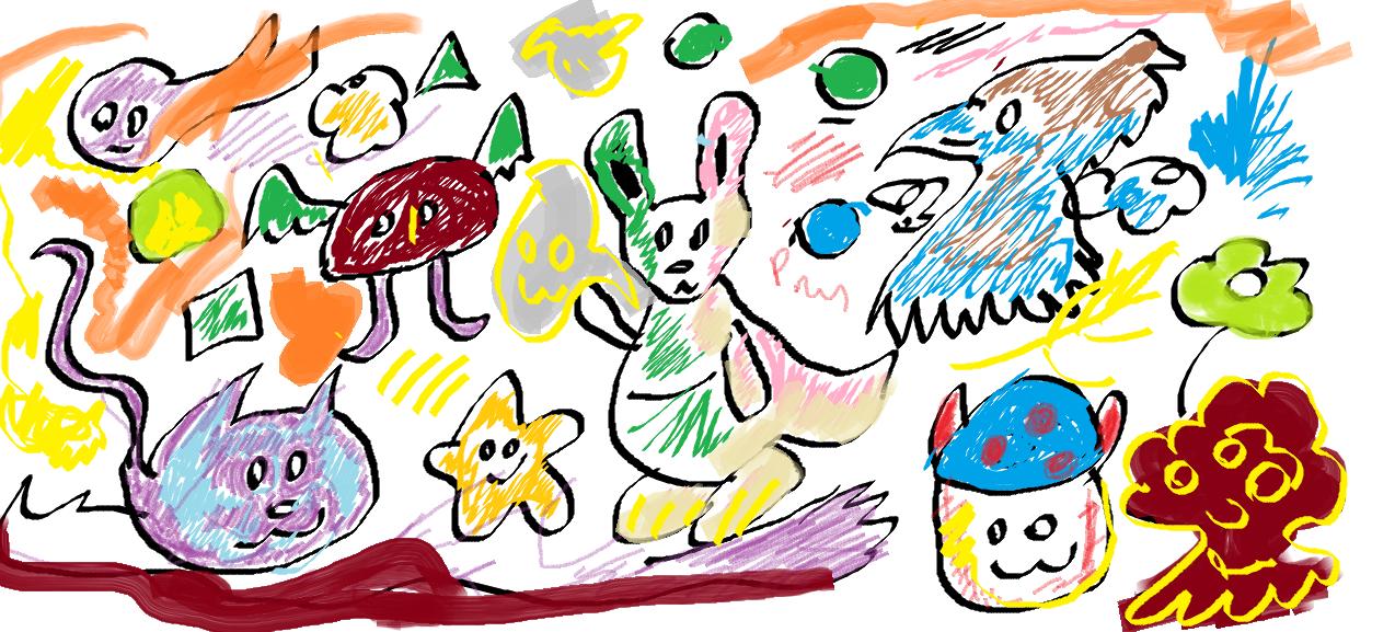 meu segundo desenho
