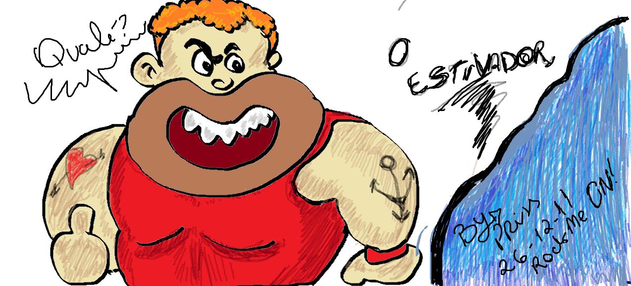 meu terceiro desenho