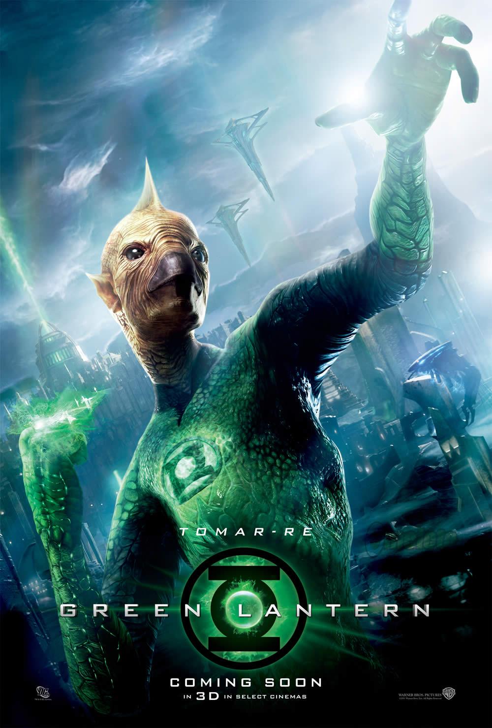 Tomar Re: ensina muitas coisas [que foram cortadas pela edição] ao Hal Jordan!