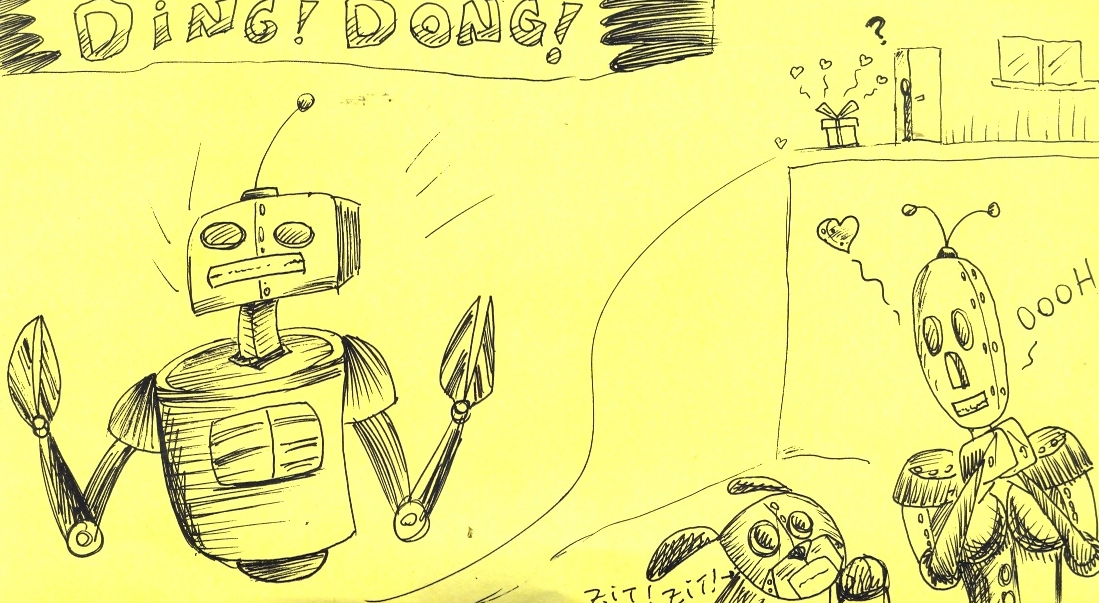 Rob, The Robot!!!