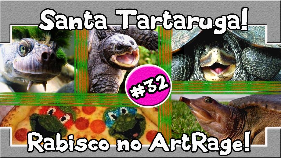 #032 – Santa Tartaruga!